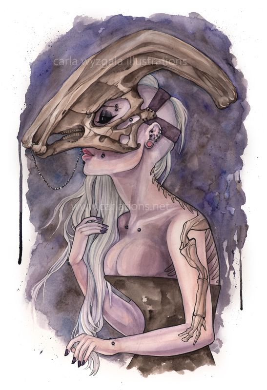 carla wyzgala skull masquerade 2