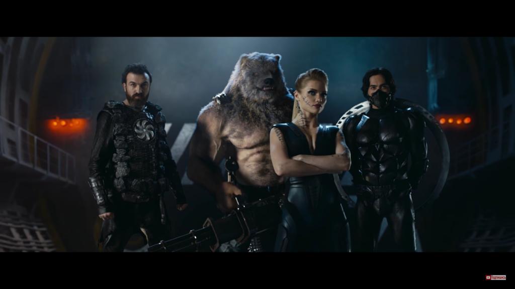 Guardians filme de super heróis Russo