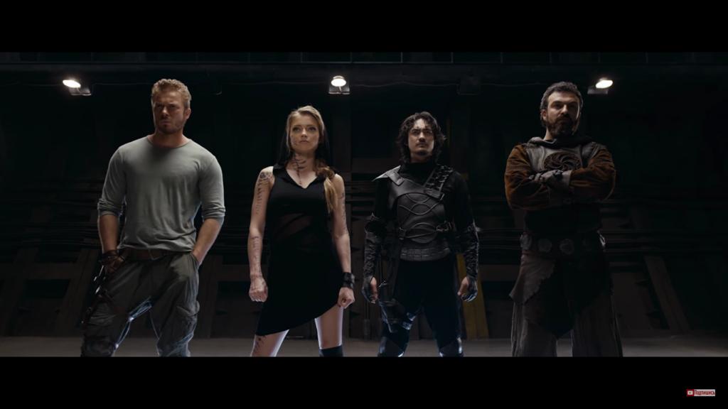 Guardians filme de super heróis Russo 2