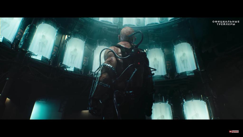 Guardians filme de super heróis Russo vilão