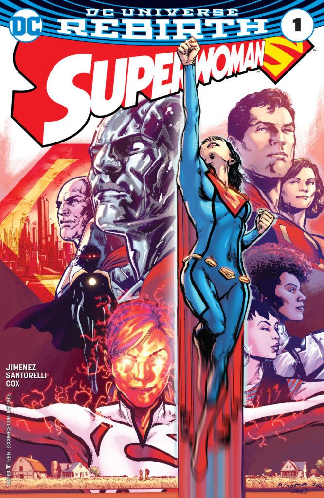 Superwoman (2016-) 001-000