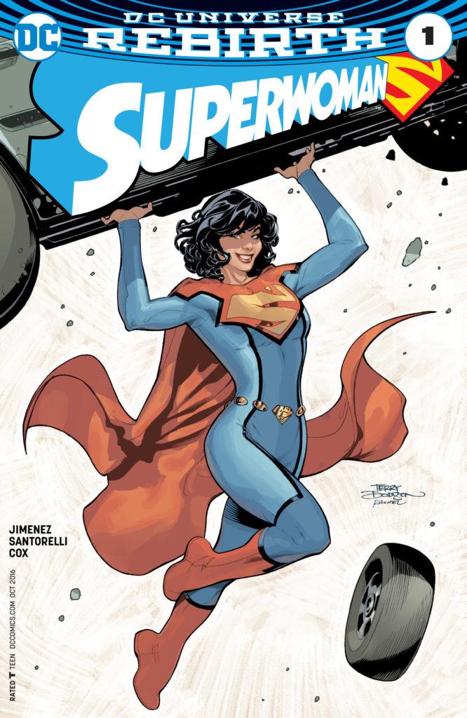 Superwoman (2016-) 001-002
