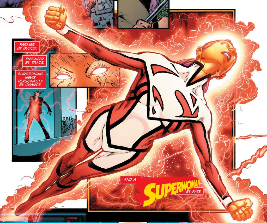 Superwoman (2016-) 001-012