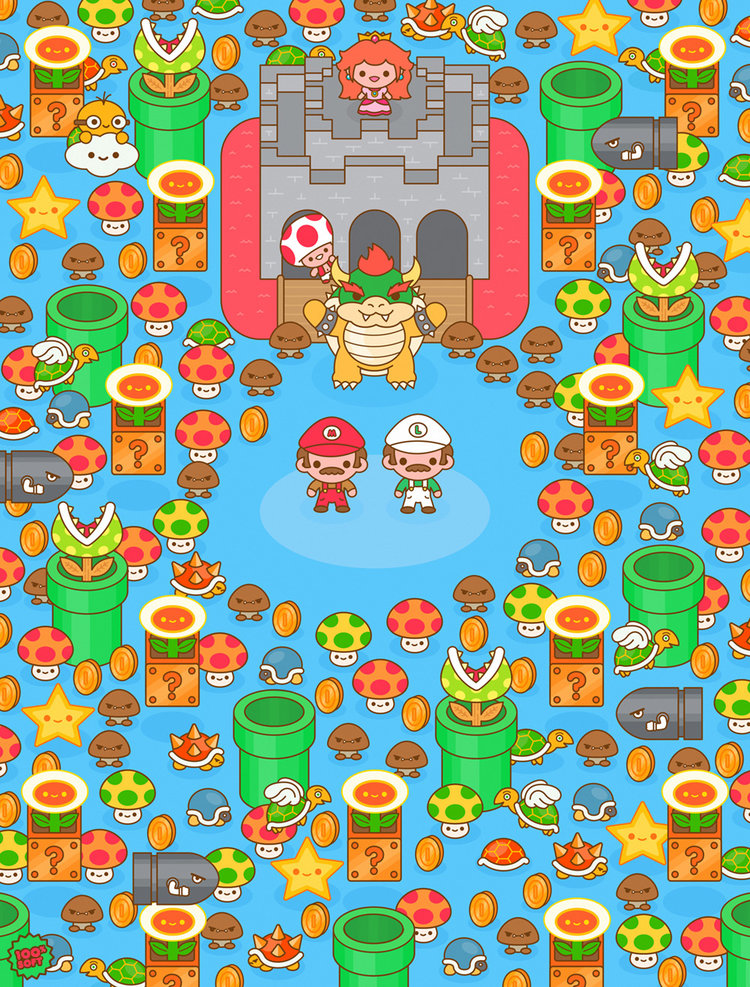 mario world by Truck Torrence Mass Hysteria 2