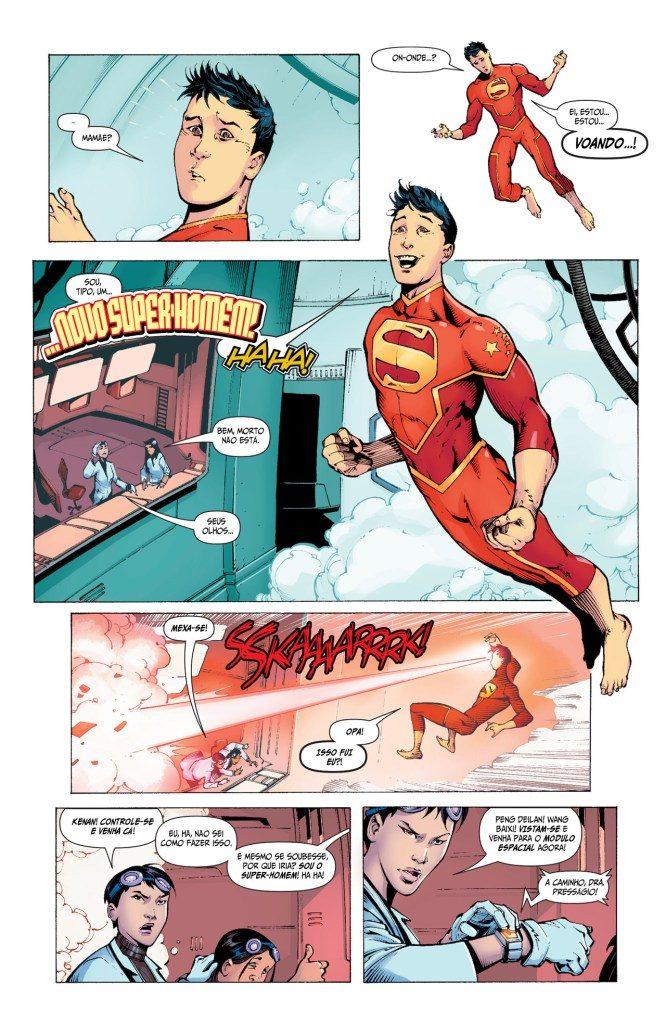 novo superman 1 2