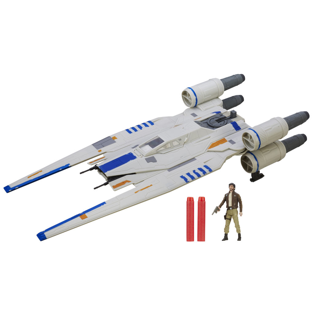ROGUE-ONE-A-STAR-WARS-STORY-3.75-INCH-REBEL-U-WING-FIGHTER-Vehicle