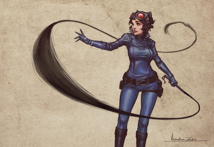 fun-harley-quinn-and-catwoman-fan-art-by-nabetse-zitro3