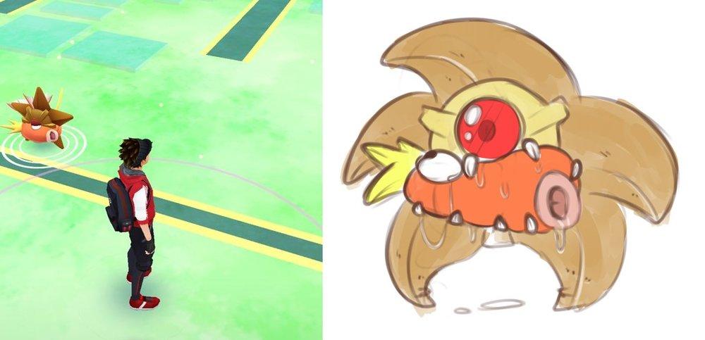 pokemon-go-glitch-staryu-magikarp