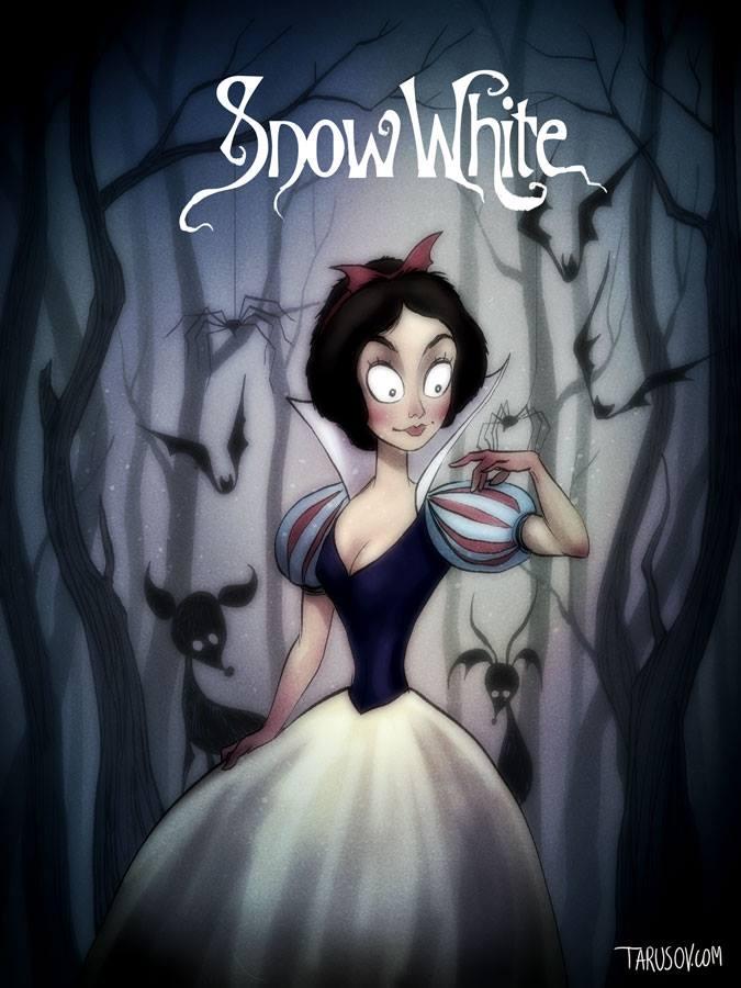 tim-burton-disney-tarusoy-snow-white