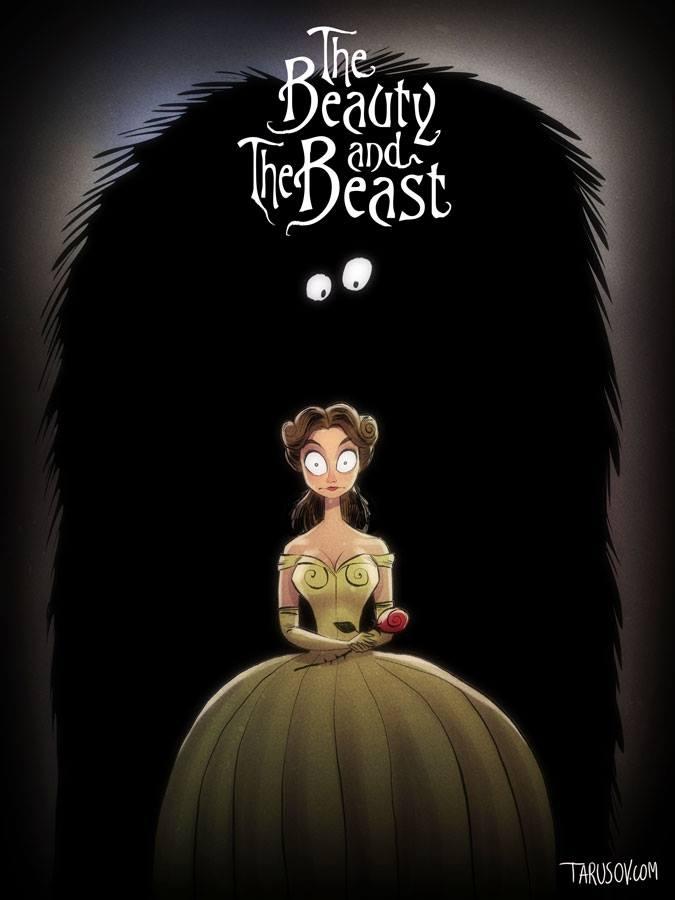 tim-burton-disney-tarusoy-the-beauty-and-the-beast