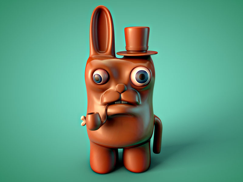 bunny-render