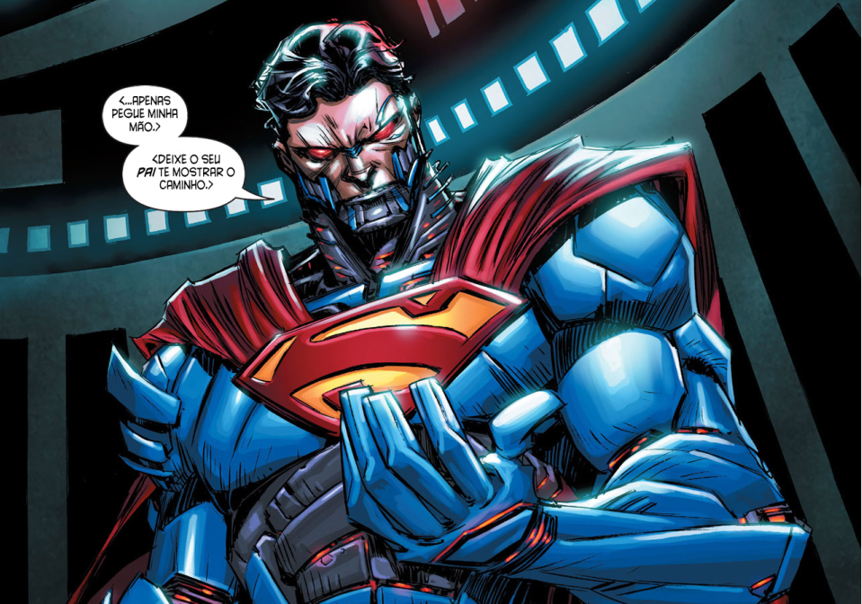 super-cyborg