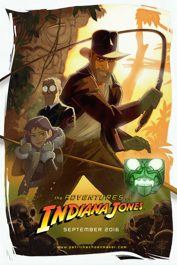 the_adventures_of_indiana_jones_animated_poster_by_patrickschoenmaker