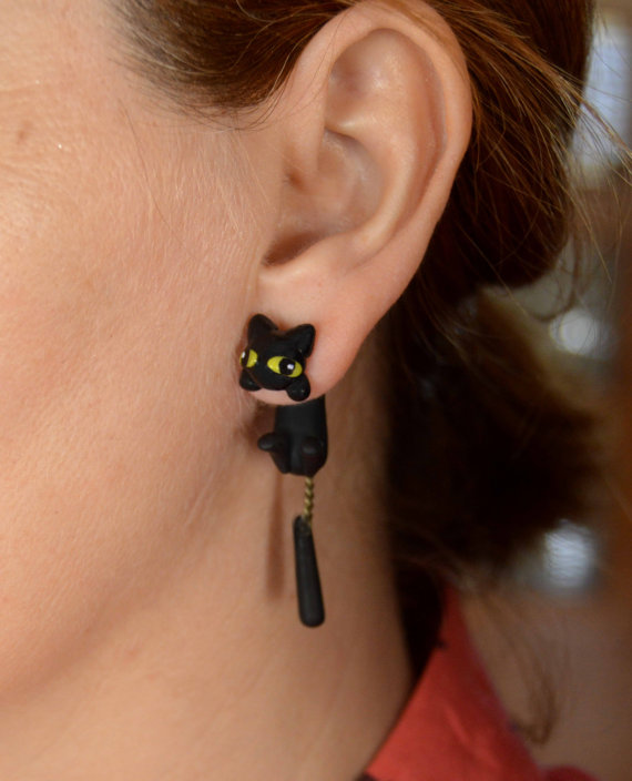 earrings-black-cat