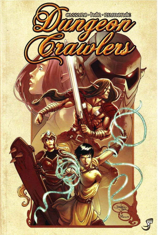 Dungeon Crawlers capa