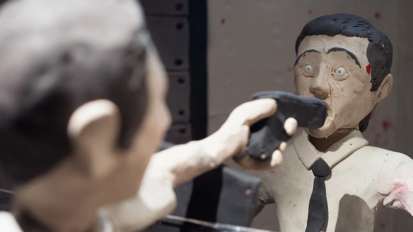 The Belko Experiment trailer com massinha