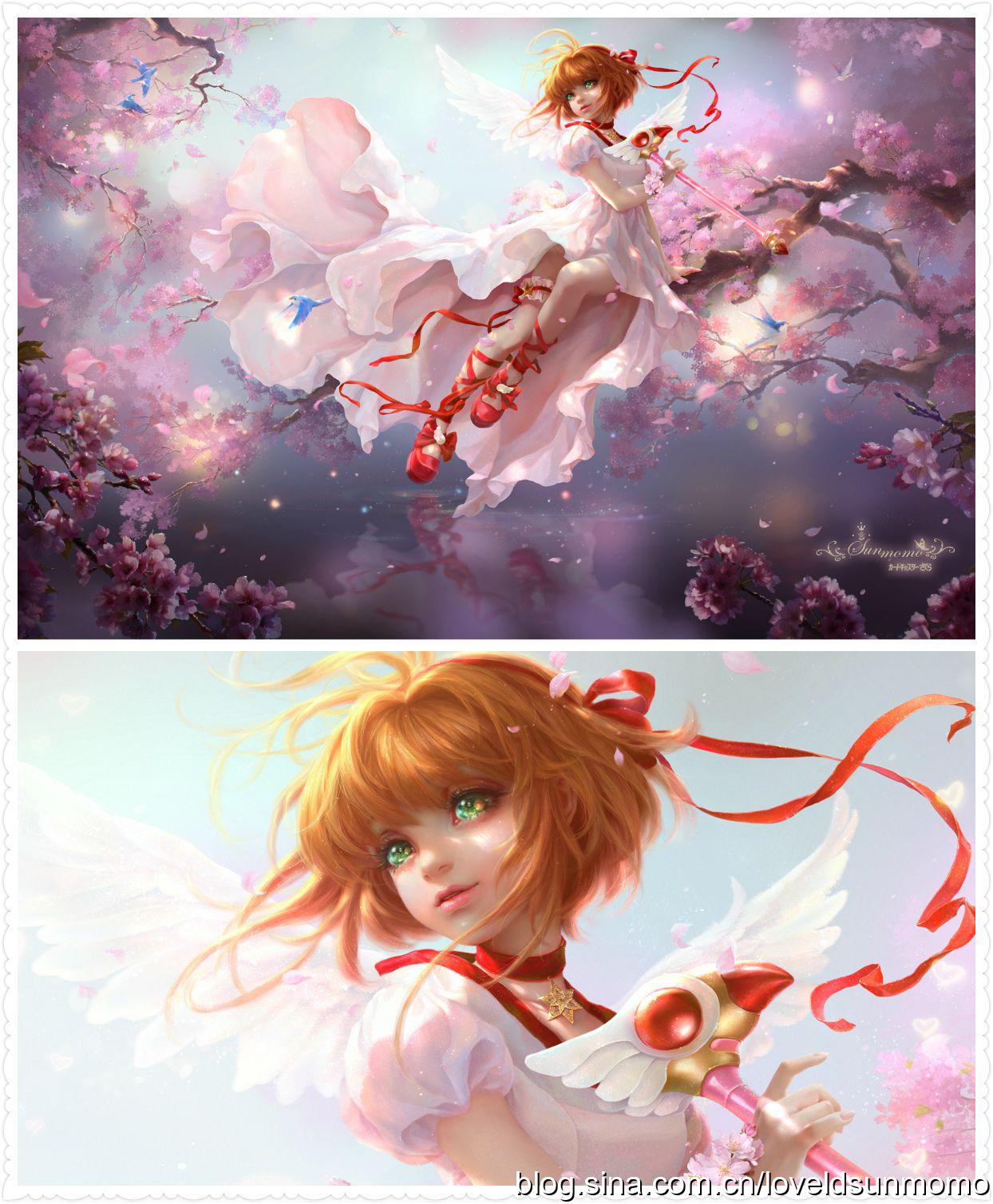 Sakura Card Captors fanart
