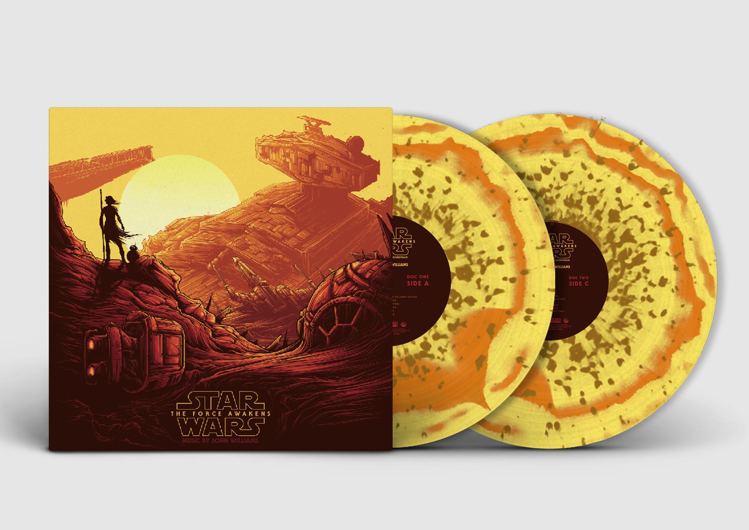 Discos de Vinil de Star Wars