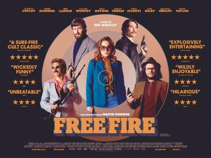 Free Fire trailer