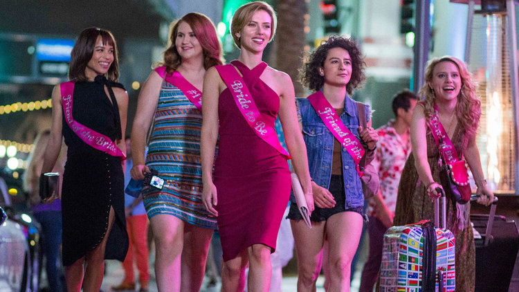Rough Night com Scarlett Johansson trailer