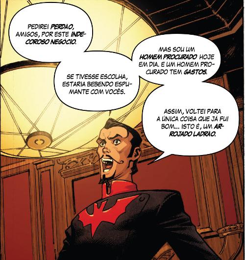 X-Men Blue Black Tom Cassidy