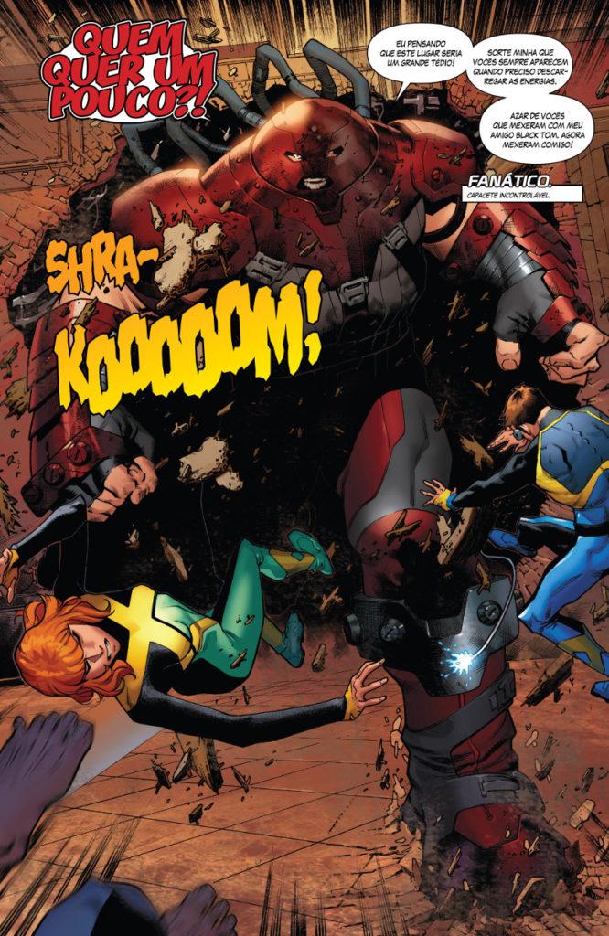 X-Men Blue Juggernaut