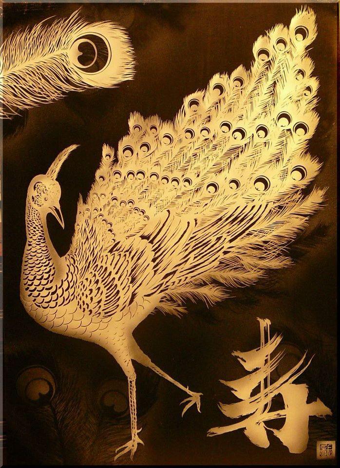papercut arts by akira nagaya