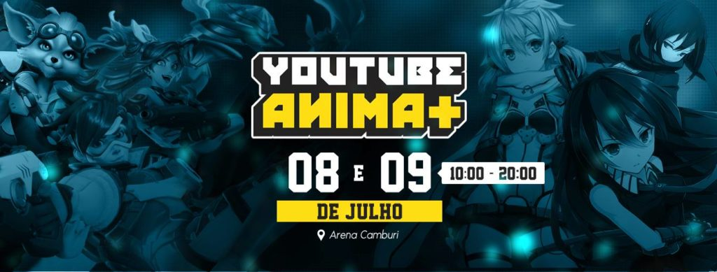 Youtube Anima + banner