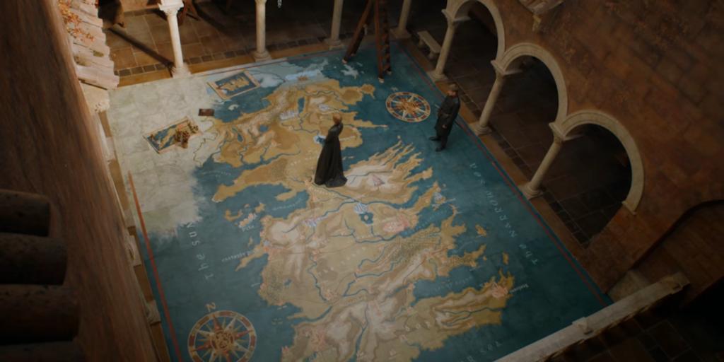 Game of Thrones Season 7 trailer cersei