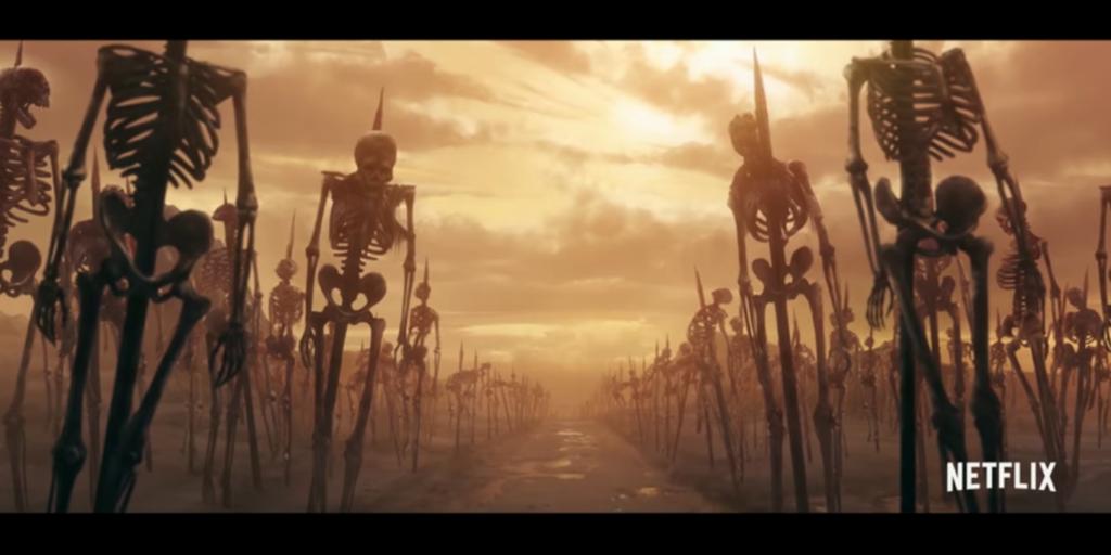 castlevania netflix series trailer
