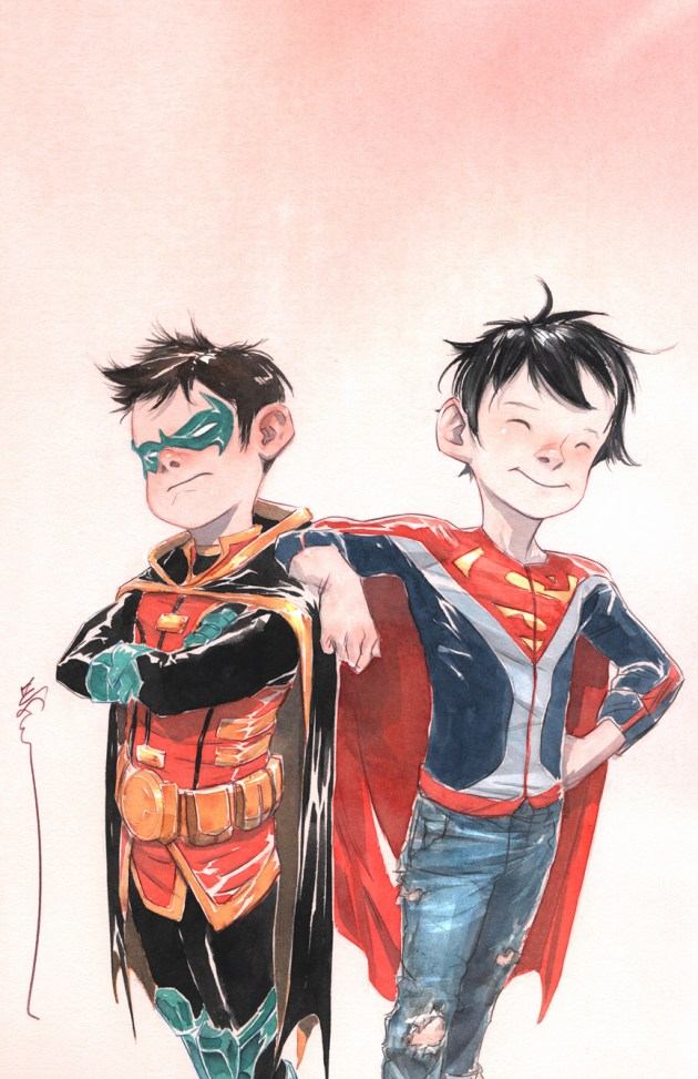Supersons variant cover