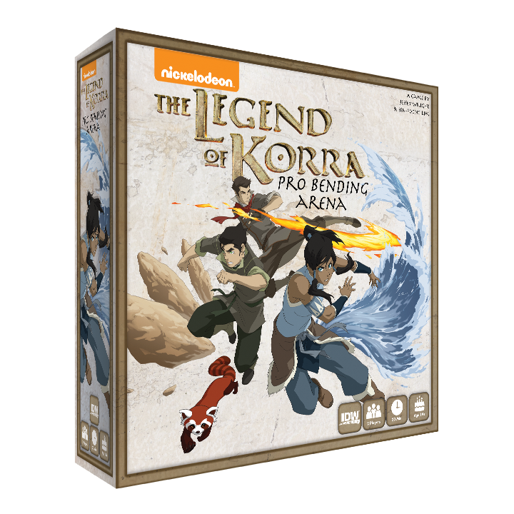 The Legend Of Korra Pro Bending Arena