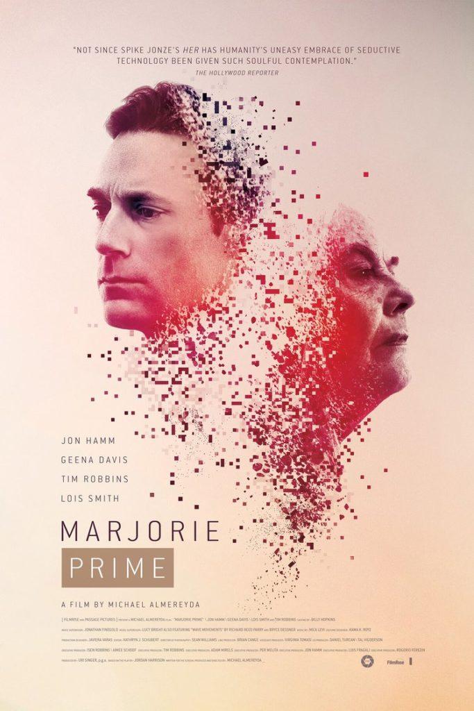 Marjorie prime - poster