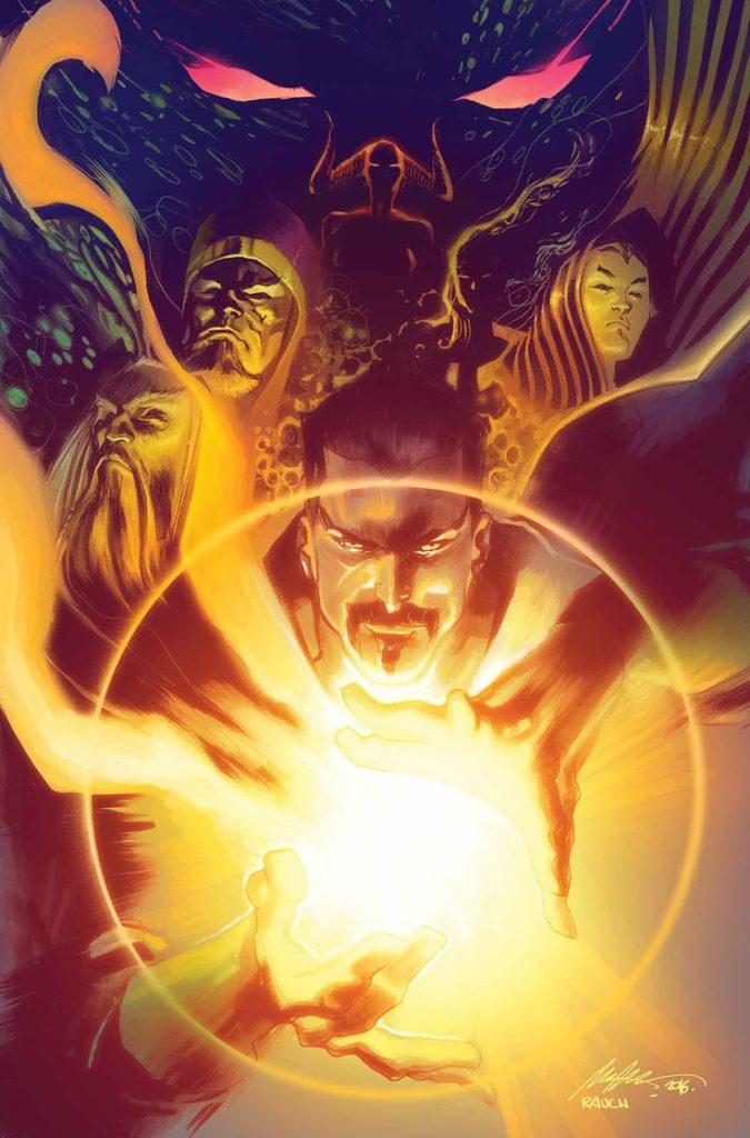 Doutor Estranho e os Feiticeiros Supremos