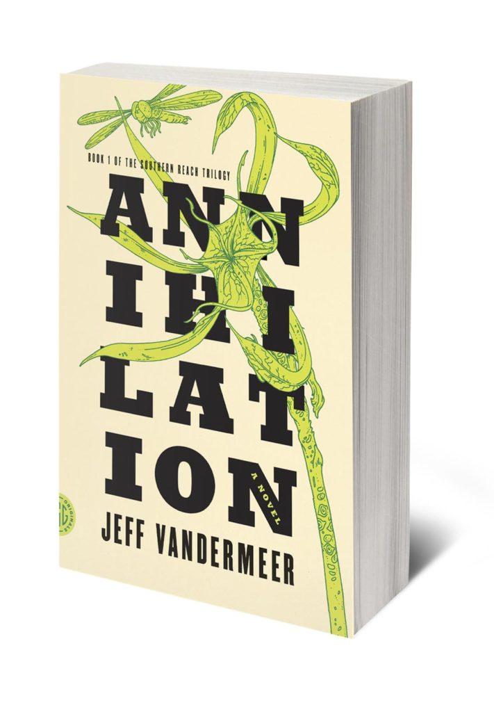 Annihilation livro jeff vandermeer