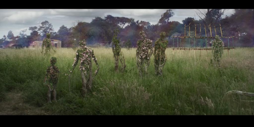 Annihilation adaptação trailer