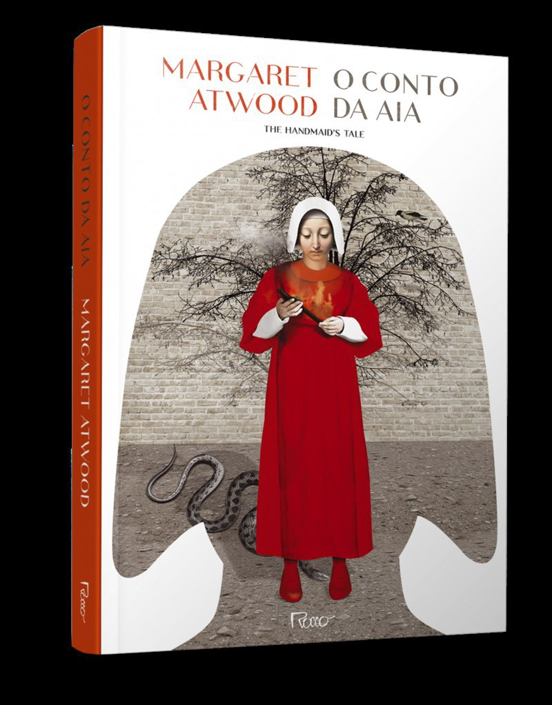 The Handmaids Tale livro capa