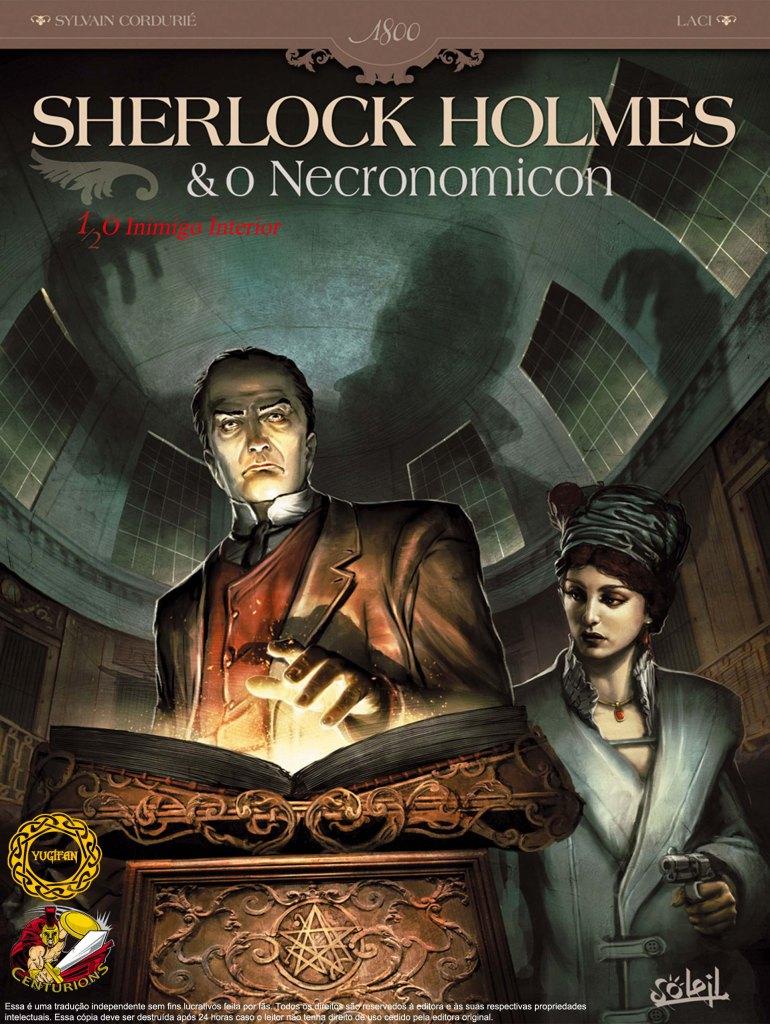 Sherlock Holmes e o Necronomicon