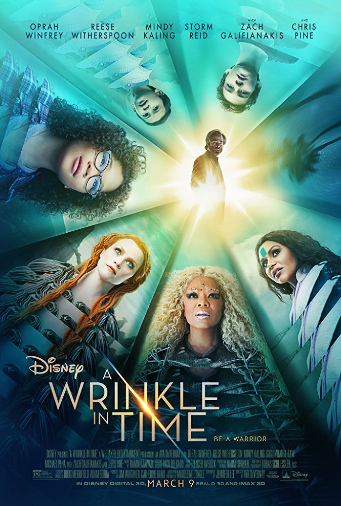 A Wrinkle in times poster