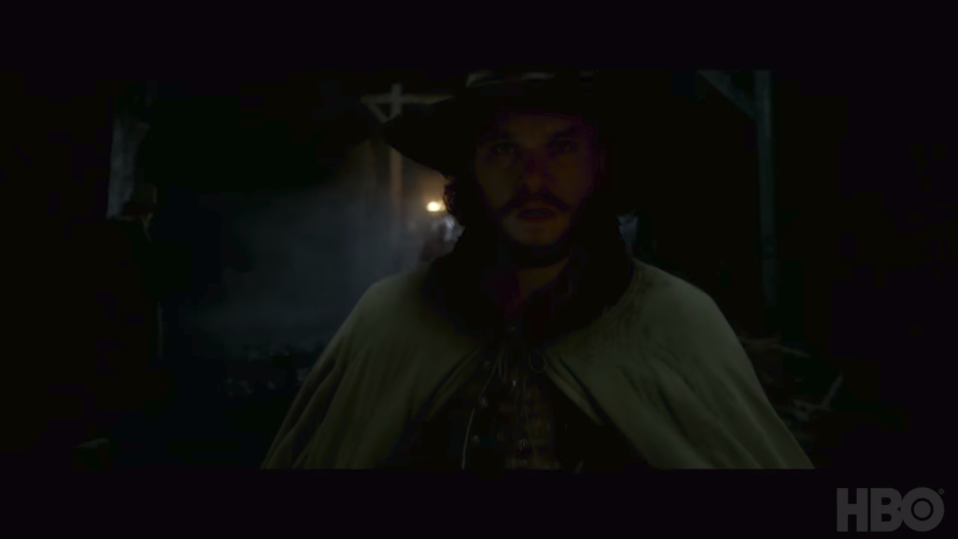 Gunpowder hbo series
