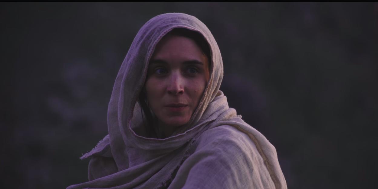 Mary Magdalene Maria Madalena rooney mara trailer