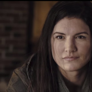 Gina Carano Scorched Earth