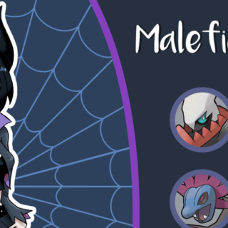 Maleficent Disney Pokémon