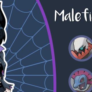 Maleficent Disney Pokémon