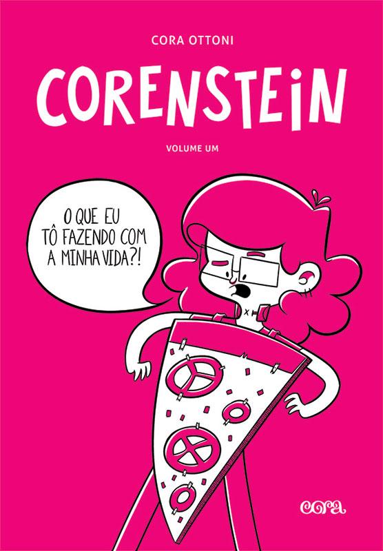 Corenstein por Cora Ottoni capa