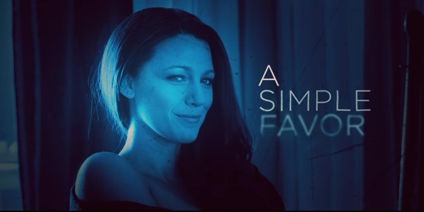 A Simple Favor: O que aconteceu com Emily? - trailer ...